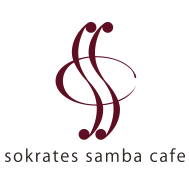 ソクラテス・サンバ・カフェ_logo